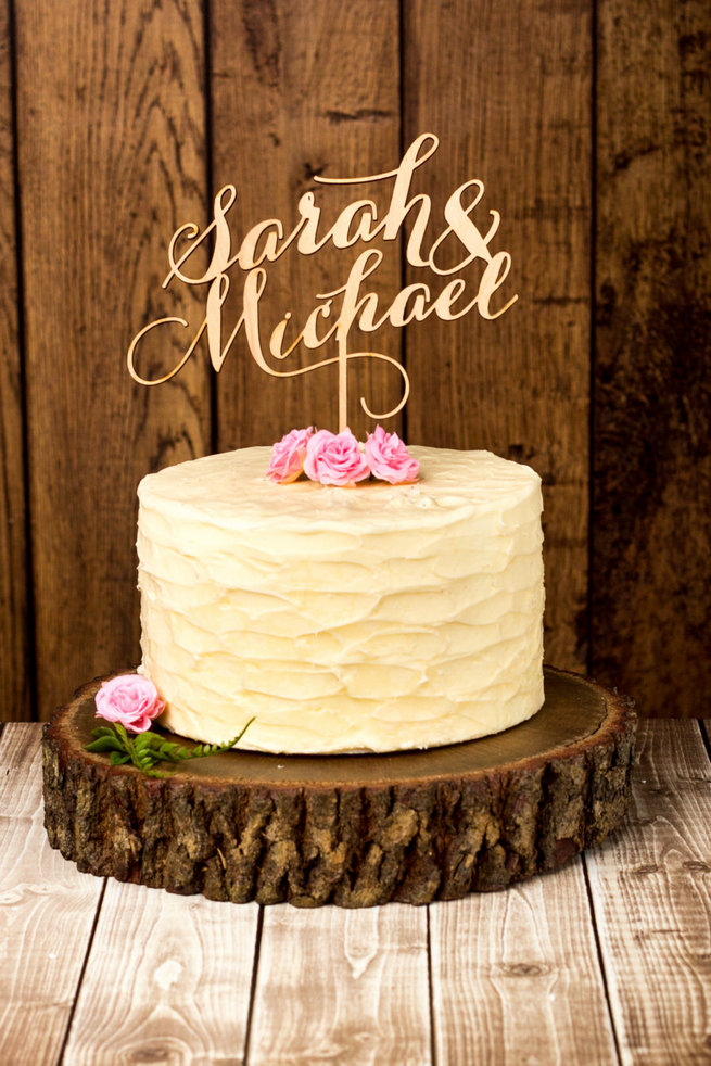 Fun Wedding Cake Toppers 8