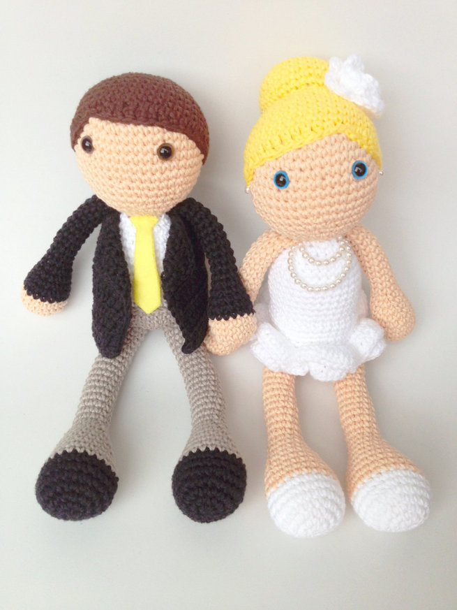 Fun Wedding Cake Toppers 9