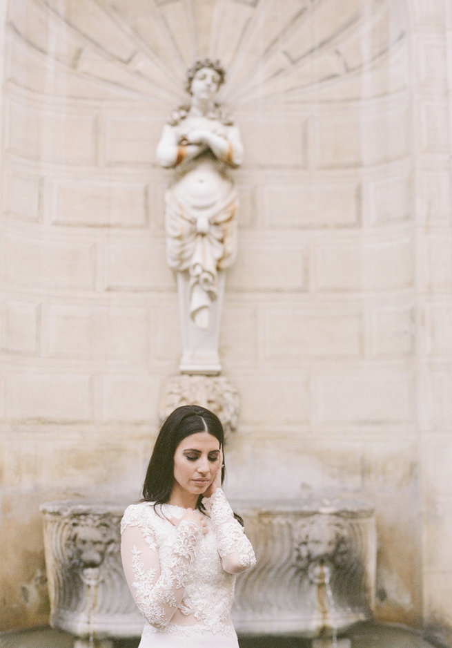 Chic, Romantic Elopement in Rome, Italy - Rochelle Cheever Photography