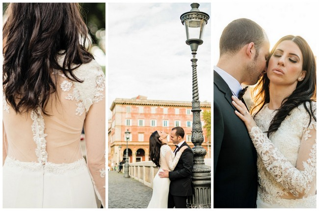 Glamorous Old World Italian Elopement {Rochelle Cheever Photography}