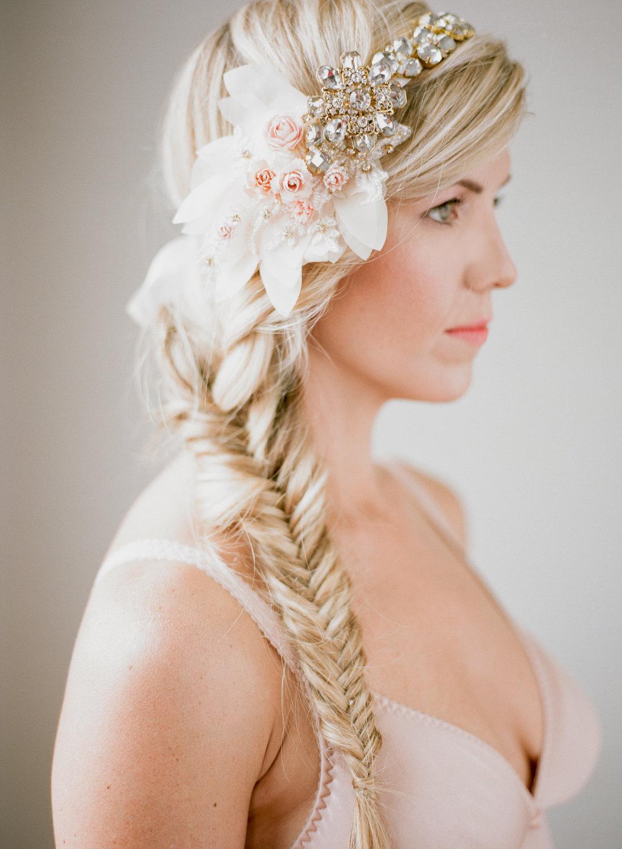 Romantic Vintage Inspired Bridal Headpieces (3)