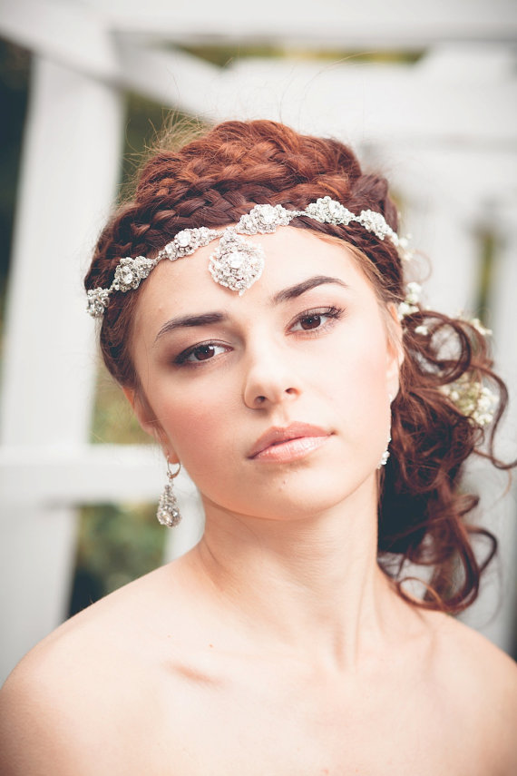 Vintage Wedding Headpiece