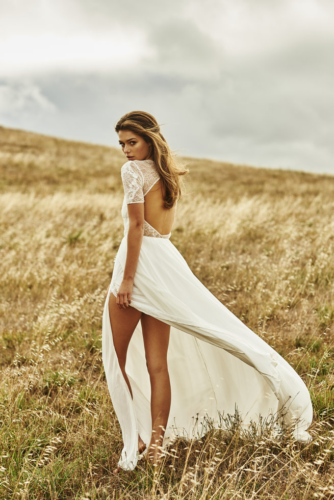 Romantic country wedding dresses junglespirit Images