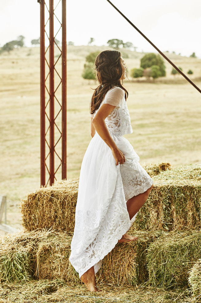 Cute Country Wedding Dresses