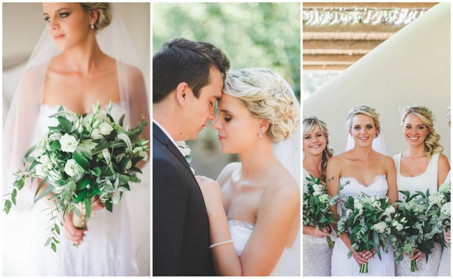 Earthy South African Wedding {Illuminate Photography}