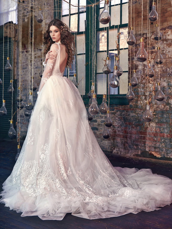 Fairy Tale Wedding Dresses by Galia Lahav: Les Rêves Bohémiens (1)