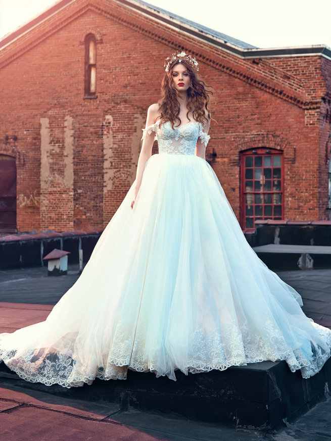 Fairy Tale Wedding Dresses by Galia Lahav: Les Rêves Bohémiens