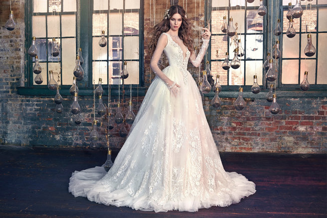Fairytale Wedding Dresses.Fairy Tale Wedding Dresses That Dreams Are Made Of