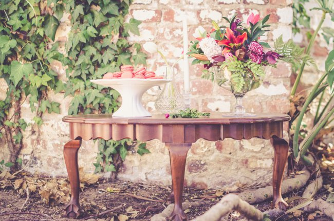Garden Wedding Ideas in Marsala - Nadia Basson Photography