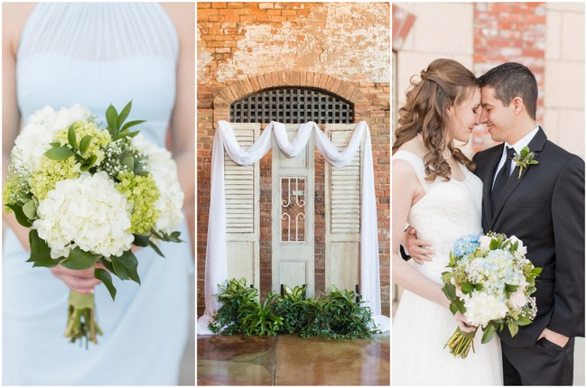 Modern Urban Wedding at Old Cigar Warehouse {Ryan and Alyssa Photography}