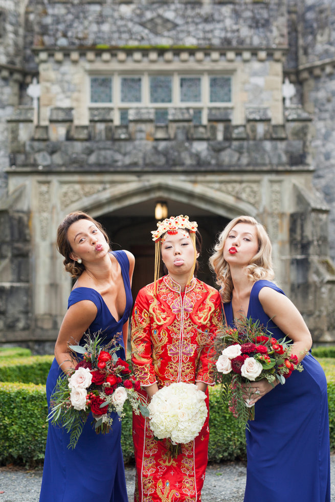 Multicultural Chinese Western Wedding 24