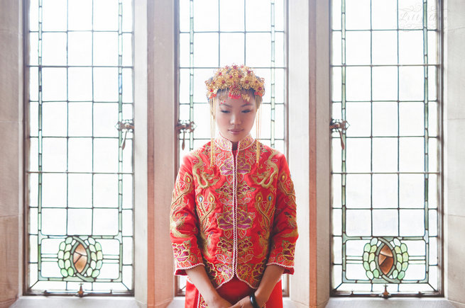 Multicultural Chinese Western Wedding {Lilly Ann Photography}