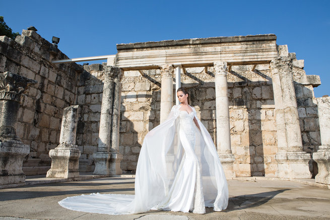 Shabi and Israel 2015 Wedding Dress Collection