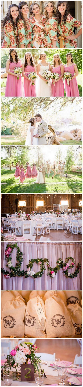 The Ultimate Spring Barn Wedding: http://www.confettidaydreams.com/romantic-spring-barn-wedding/