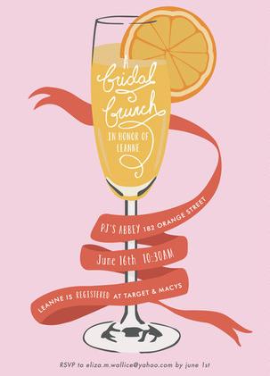 bridal shower invitation ideas 11