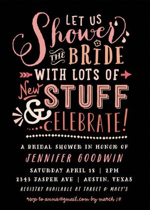 Bridal Shower Invitation Ideas (12)