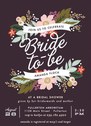 Bridal Shower Invitation Ideas (8)