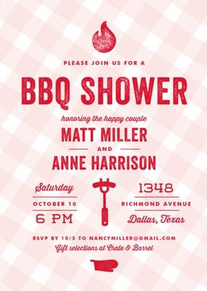 bridal shower invitation ideas 9