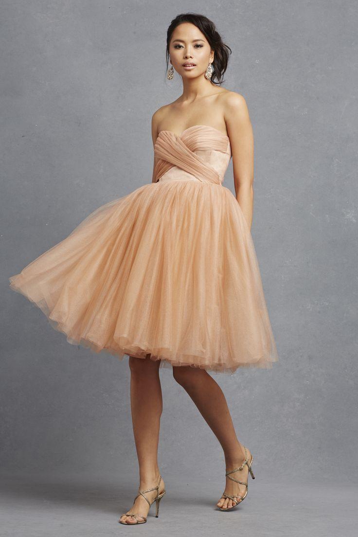 Chic Romantic Bridesmaid Dresses (10)