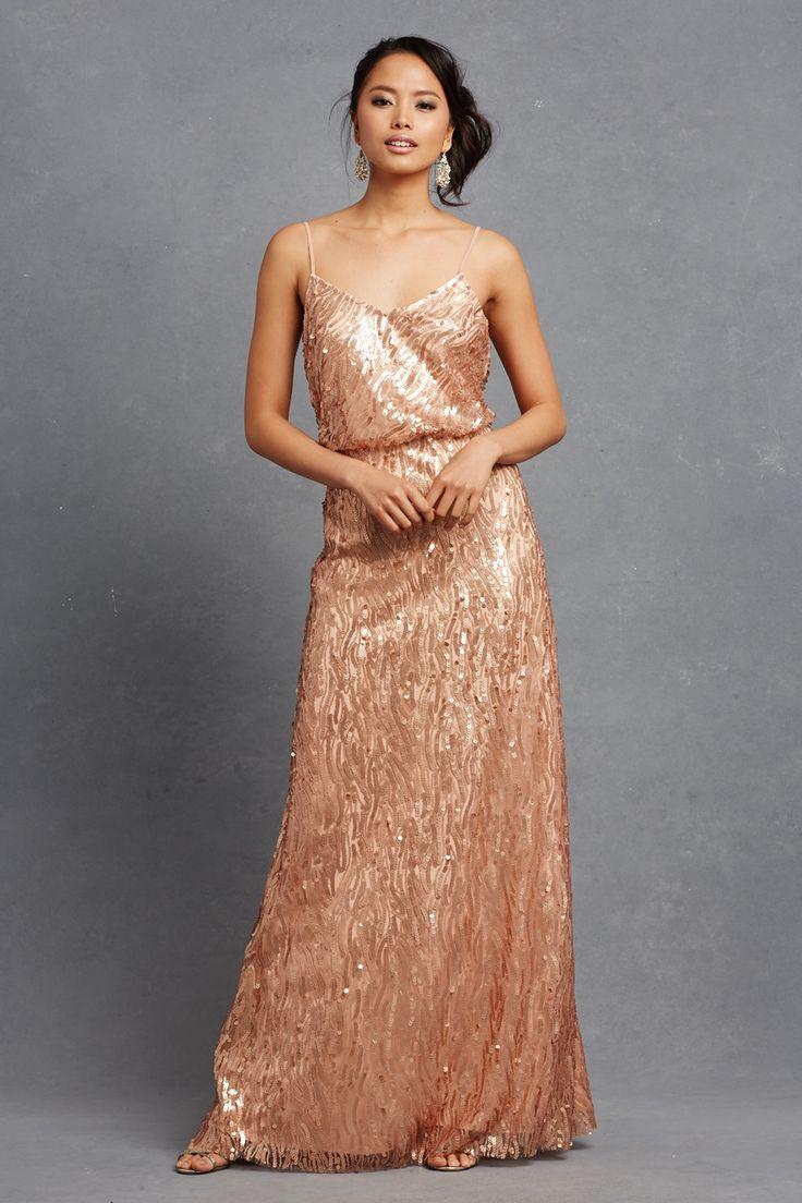 Chic Romantic Bridesmaid Dresses (15)