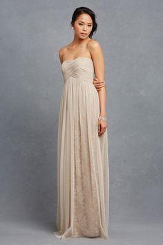 Chic Romantic Bridesmaid Dresses (18)
