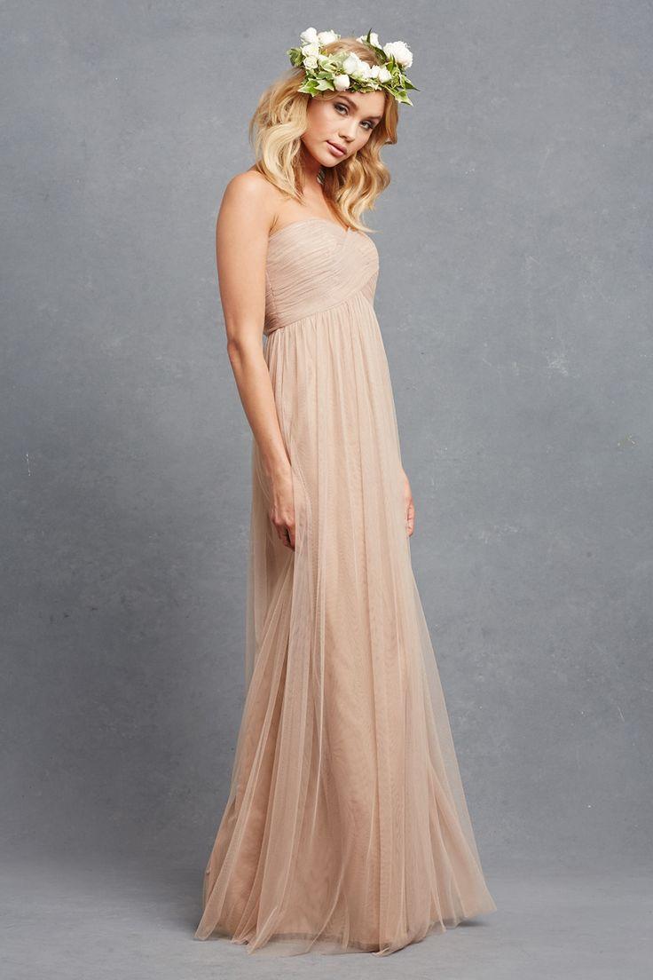 Chic Romantic Bridesmaid Dresses (19)