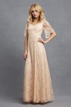 Chic Romantic Bridesmaid Dresses (21)