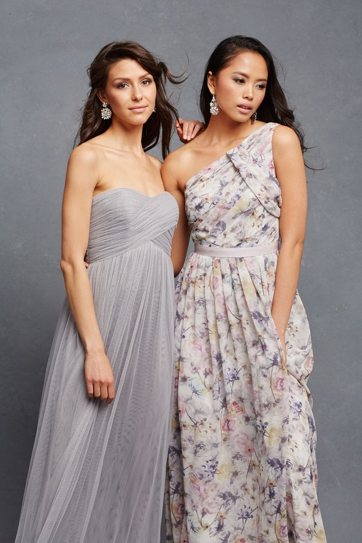Chic romantic bridesmaid dresses to mix and match chic romantic bridesmaid dresses 24 ombrellifo Image collections