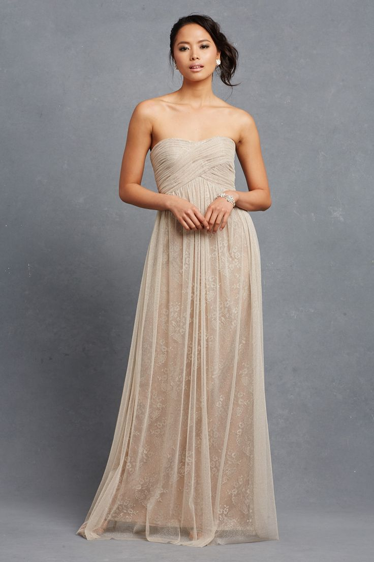 Chic Romantic Bridesmaid Dresses (26)