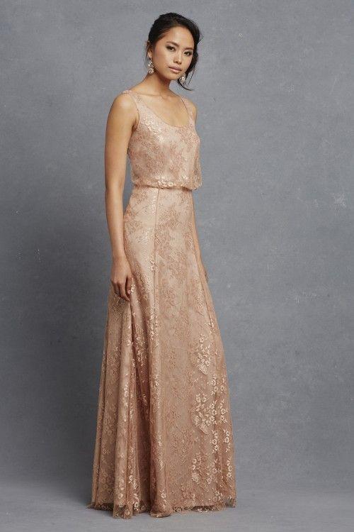 Chic Romantic Bridesmaid Dresses (28)