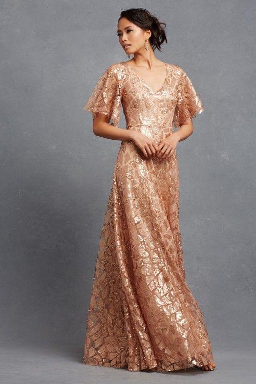 Chic Romantic Bridesmaid Dresses (29)