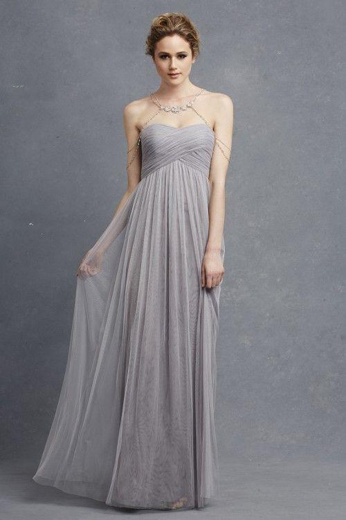 Chic Romantic Bridesmaid Dresses (3)