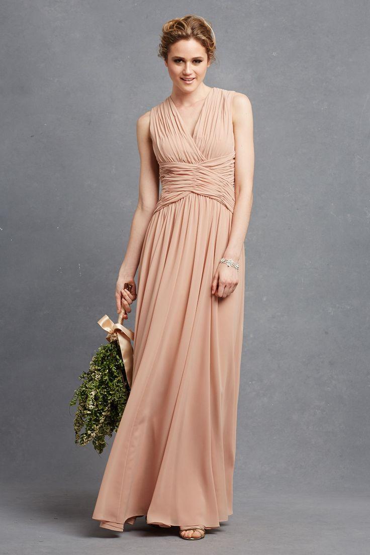 Chic Romantic Bridesmaid Dresses (33)