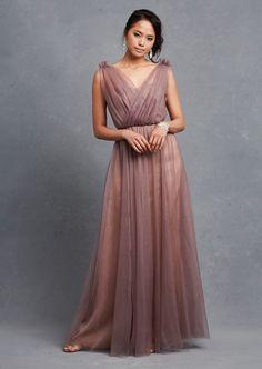 Chic Romantic Bridesmaid Dresses (35)