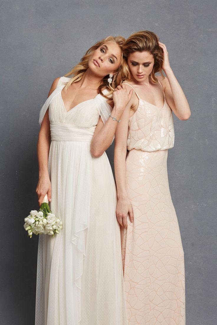 Chic Romantic Bridesmaid Dresses (37)