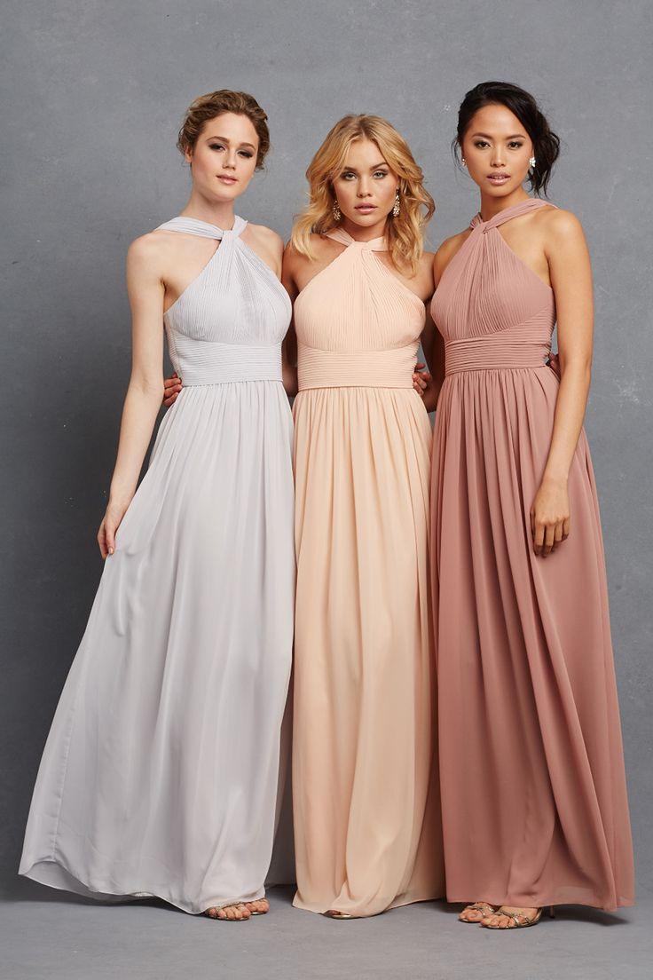 Chic Romantic Bridesmaid Dresses (8)