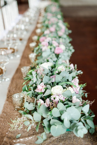 Totally Dreamy Pastel and Gold Pretoria Wedding / D'amor Photography)