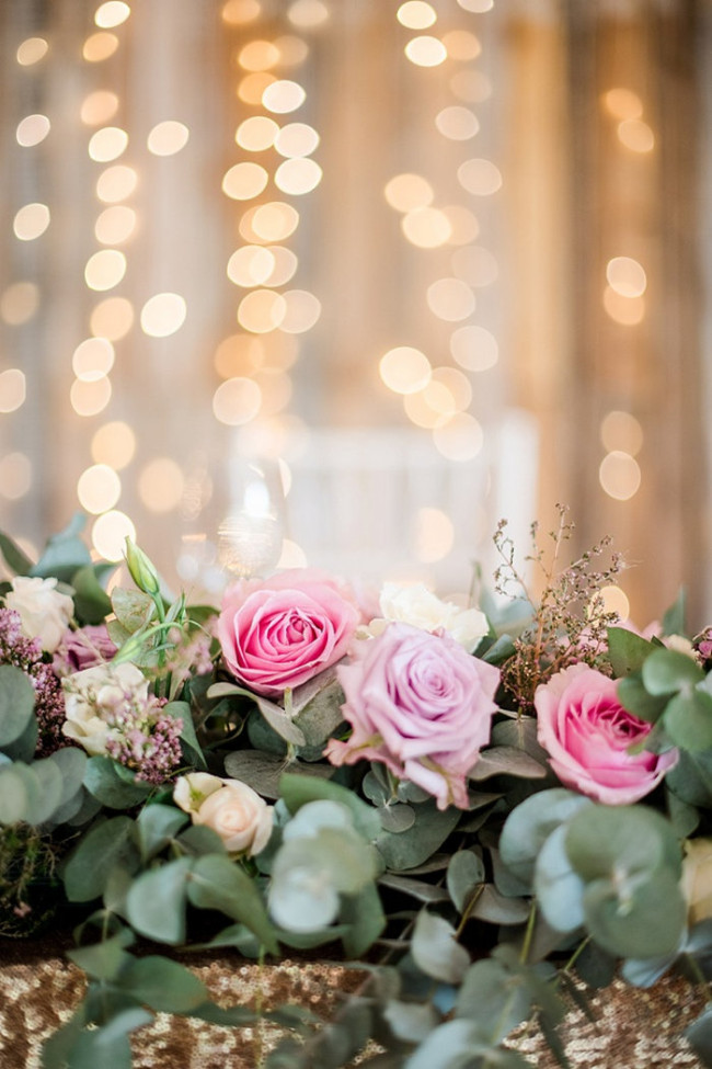 Totally Dreamy Pastel and Gold Pretoria Wedding / D'amor Photography
