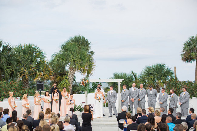 Vintage Spring Florida Wedding -Jessica Bordner Photography (44)