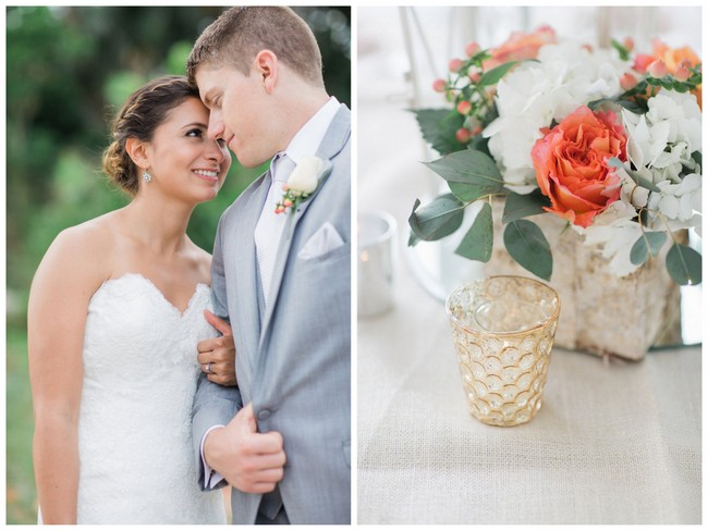 Vintage Spring Florida Wedding  - Jessica Bordner Photography