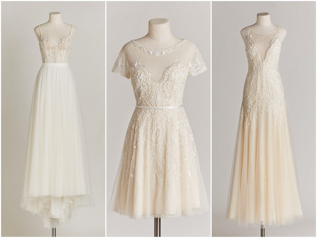 15 Utterly Chic, Sophisticated Wedding Dresses for the Refined Romantic