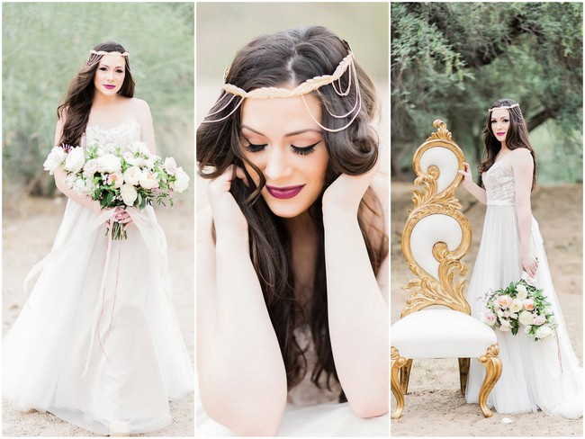 Ethereal Bride {Jessica Q Photography}