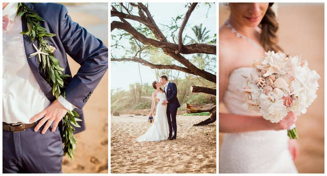 Destination Beach Wedding {Bella Eva Photography}