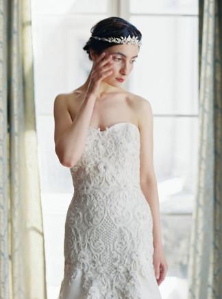 Sareh Nouri Lace Wedding Dress (22)