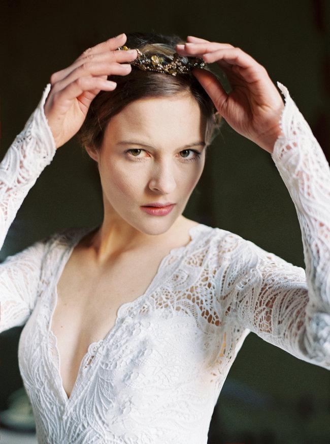 Sareh Nouri Lace Wedding Dress (30)