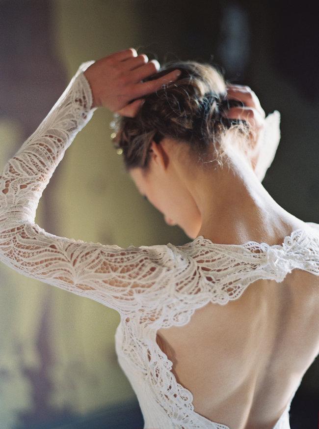 Sareh Nouri Lace Wedding Dress (31)