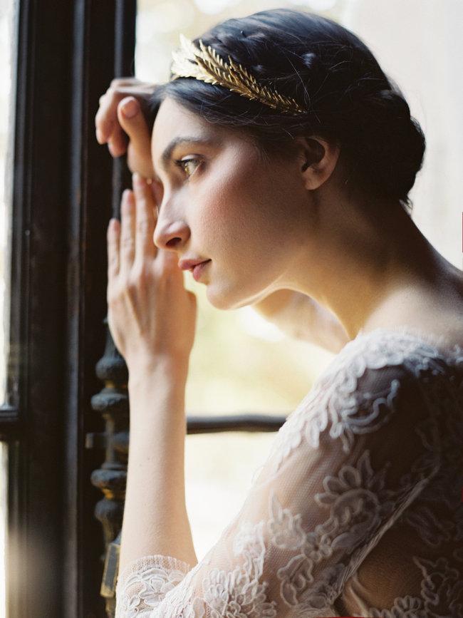 Sareh Nouri Lace Wedding Dress (5)