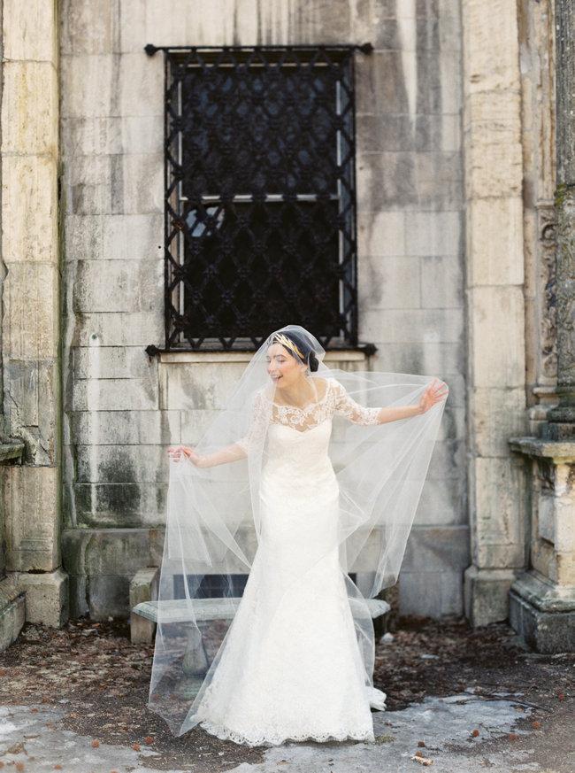 Sareh Nouri Lace Wedding Dress (8)