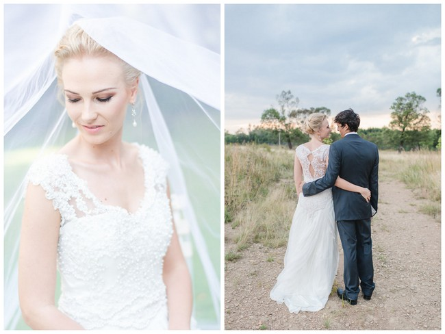 Soft Vintage Pretoria Wedding - Lightburst Photography