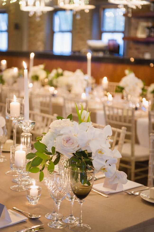 Romantic all-white flower-filled Franschhoek Wedding - Lauren Kriedemann Photography